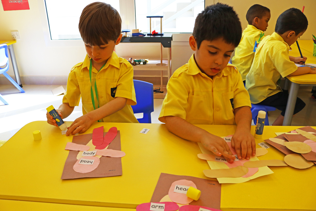 The English Playgroup School After School Club Activities