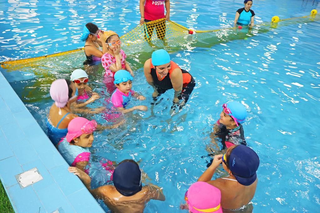 The English Playgroup School Swimming Pool