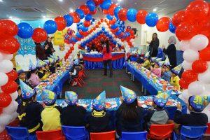 The English Playgroup School Birthday