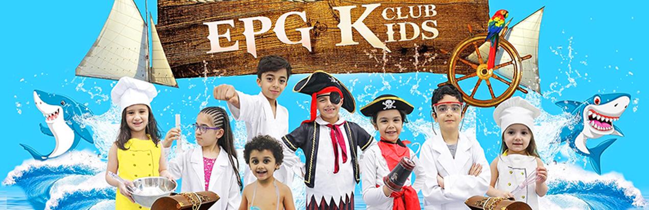 Enjoy activities at EPG After School Club...