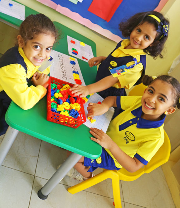 The English Playgroup School