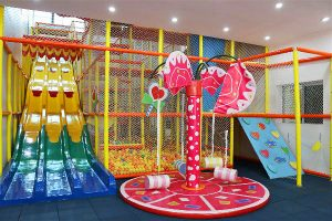The English Playgroup School Play Area