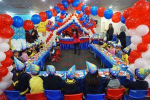 The English Playgroup School Birthday