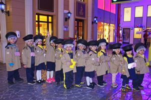 The English Playgroup School Kidzania Trip