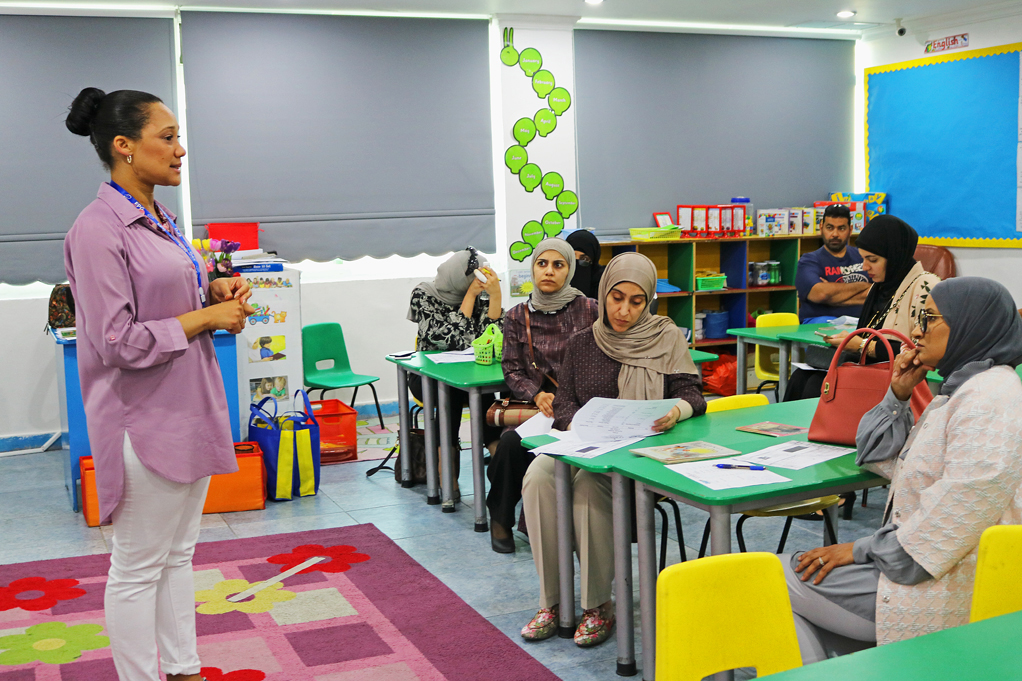 The English Playgroup School PS Parent Training Workshop