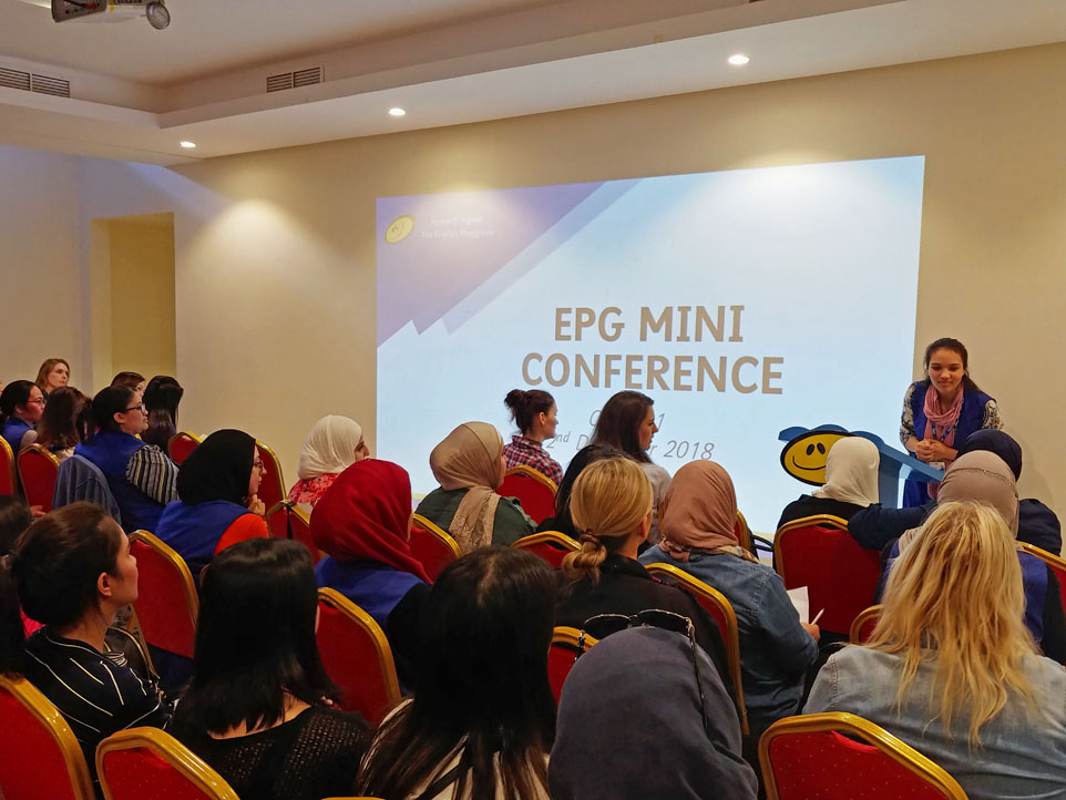 The English Playgroup School EPG Conference