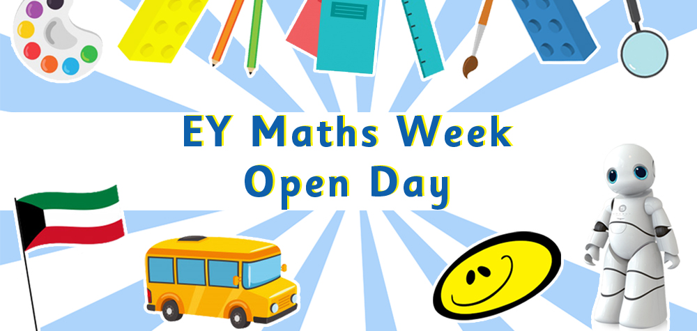 The English Playgroup School EY Maths Week/Open Day