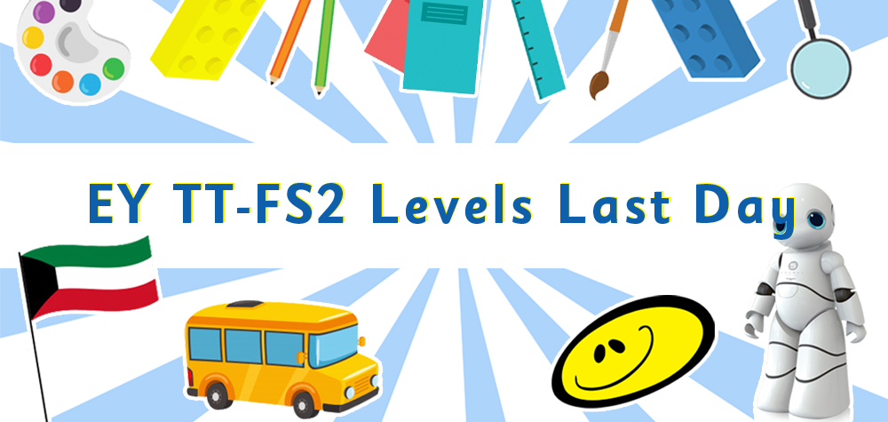 The English Playgroup School EY TT-FS2 Levels Last Day