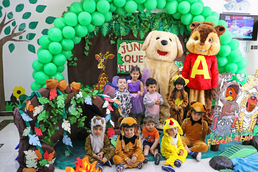 The English Playgroup School Summer Camp 2019